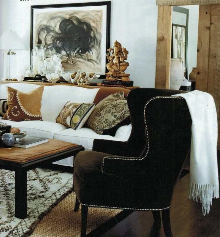 Earth tone living room home decor pinterest for Earthy living room ideas