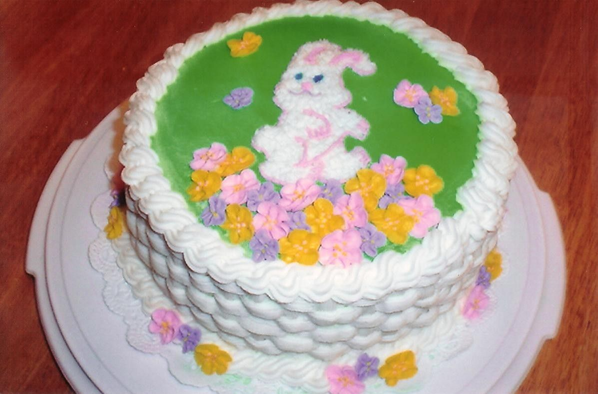 Easter Cake Decorations Pinterest : Easter Bunny Cake Cakes/Cake Decorating Pinterest
