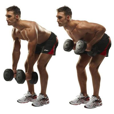 Six upper-body compound moves