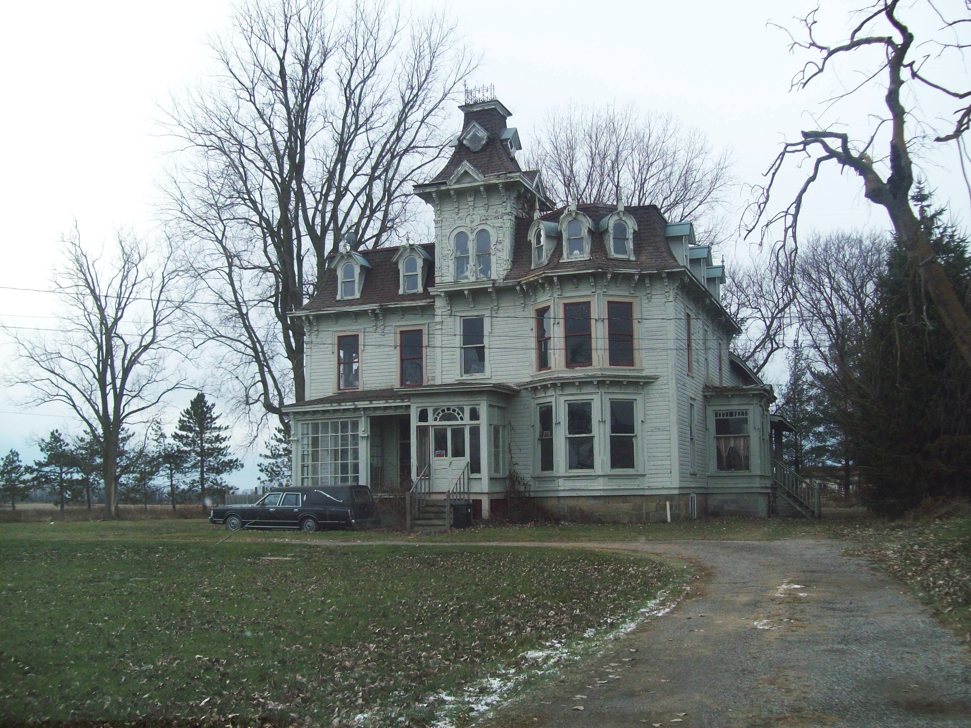 Haunted House In Michigan The Stories They Could Tell