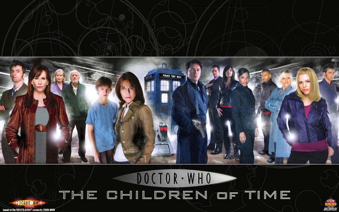 The Children of Time, Journey's End | Doctor Who | Pinterest