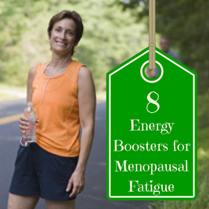 8 Energy Boosters to Beat Menopause Fatigue