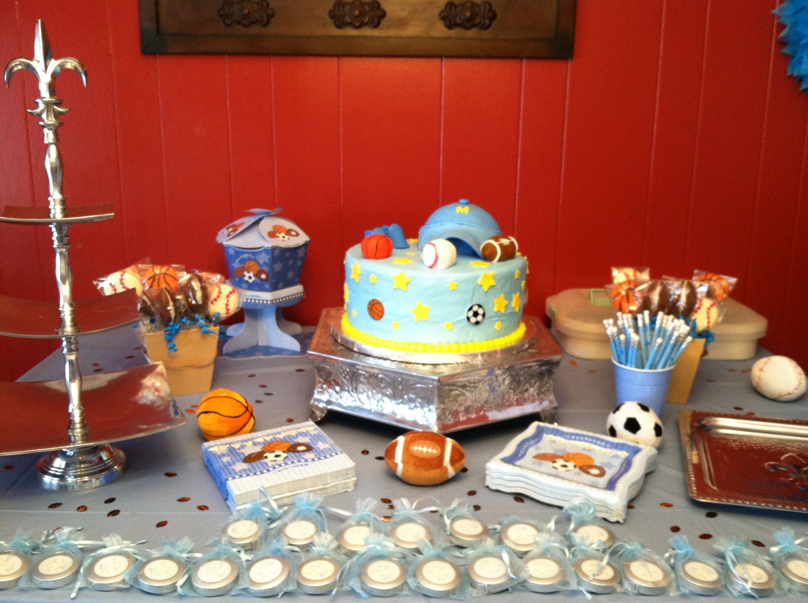 sports theme baby shower baby shower pinterest