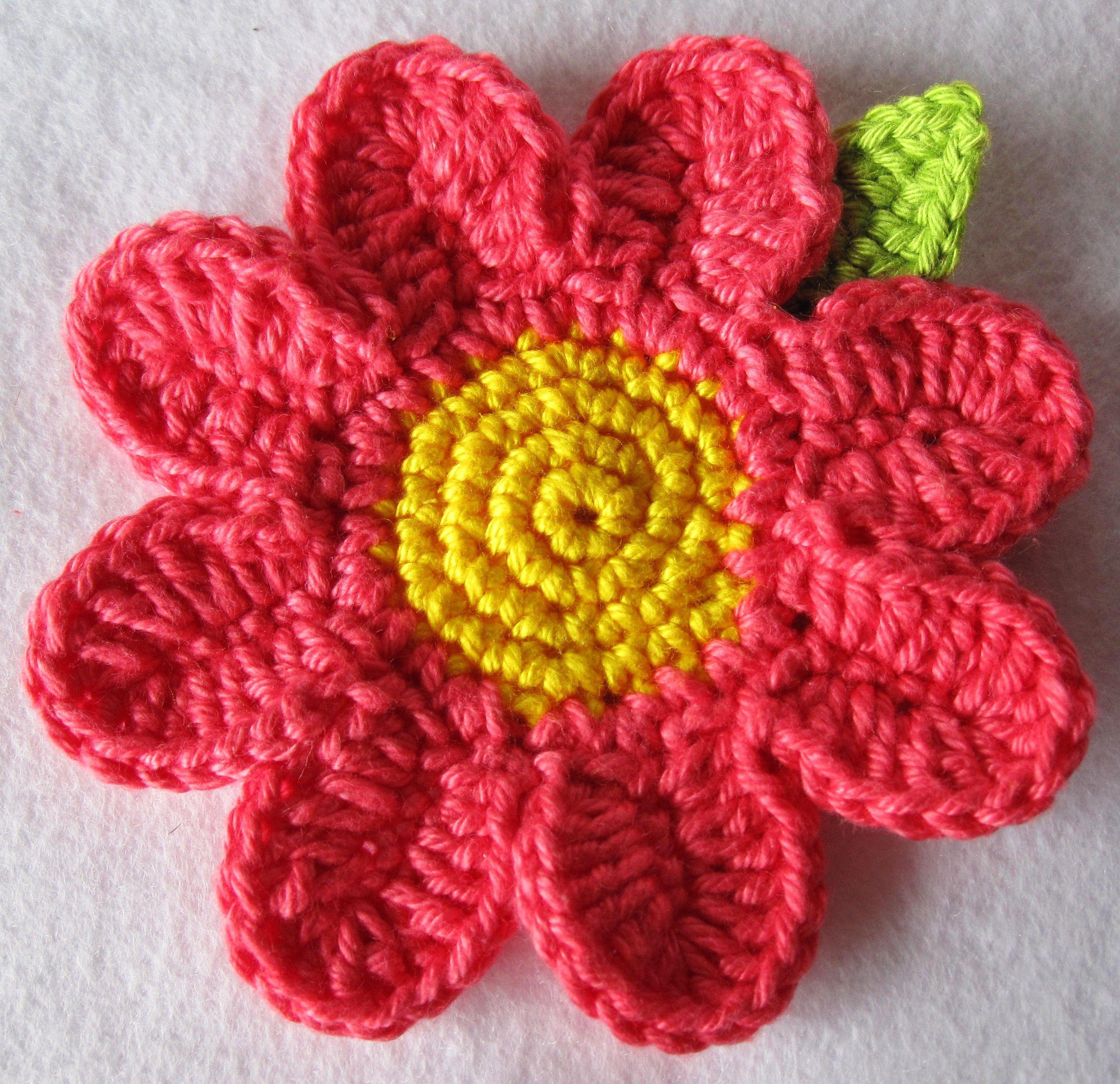 Crochet Coasters : Crochet Flower Coasters Crochet - Flower Pinterest