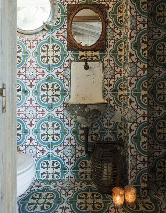 Beautiful Bathroom Tile Prepossessing With Moroccan Tile Bathroom Picture