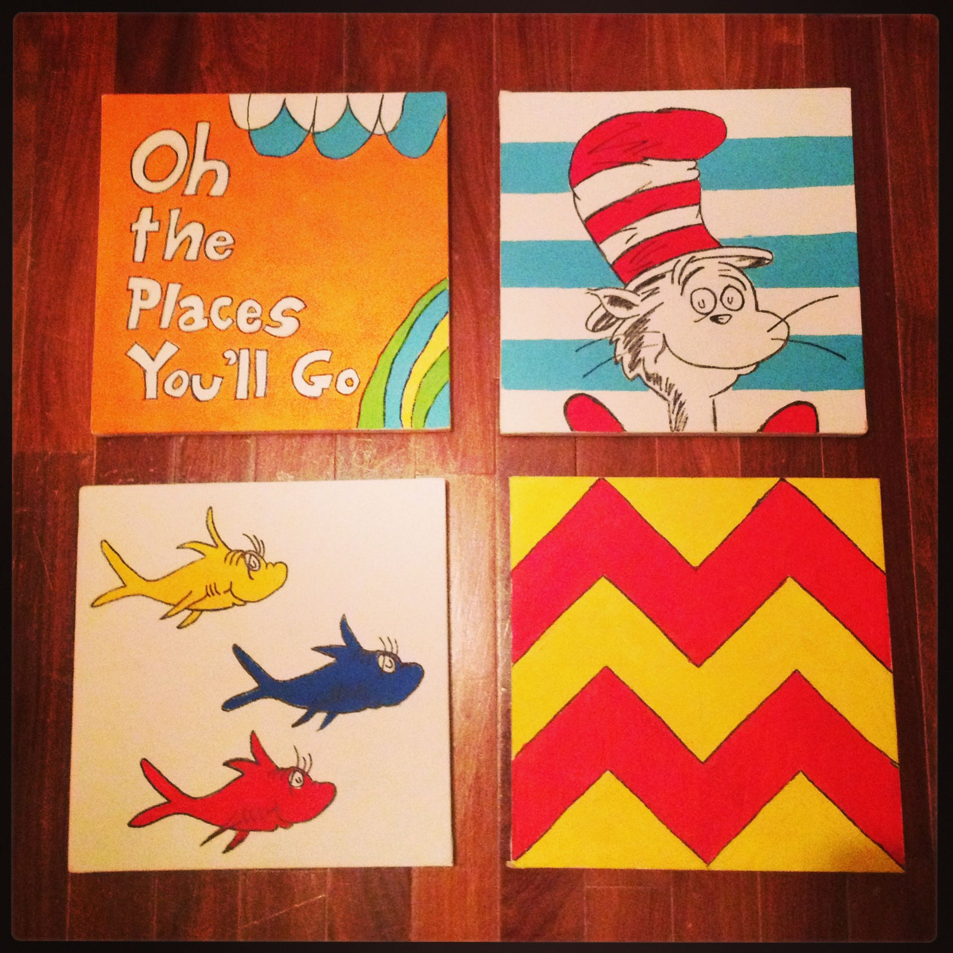 dr seuss wall art decor nursery pinterest. Black Bedroom Furniture Sets. Home Design Ideas