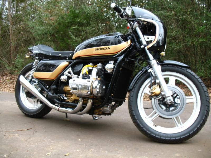 Other cool looking Naked Goldwings | Motorcycles