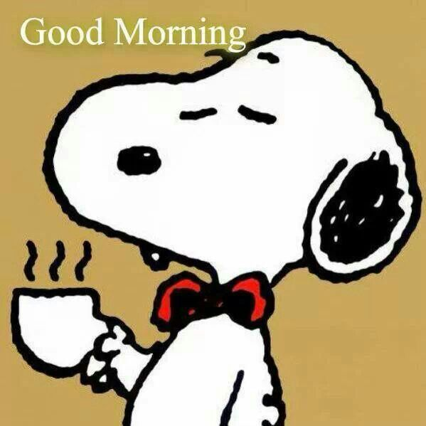 Good Morning Snoopy Quotes : Good morning snoopy quotes quotesgram