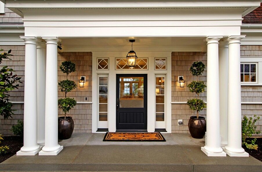 great looking entrance front door decor pinterest