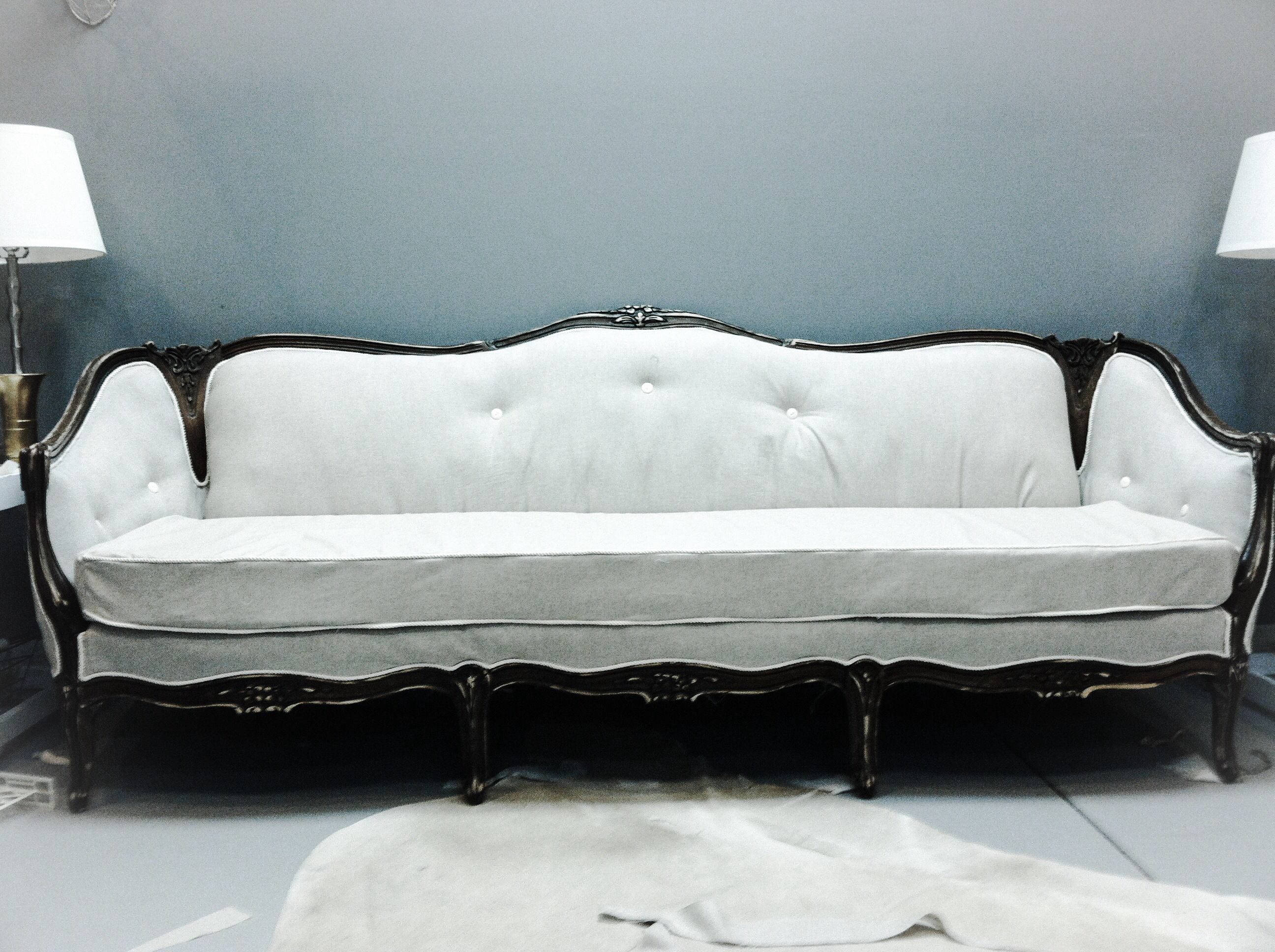 Modern vintage victorian sofa for the home pinterest