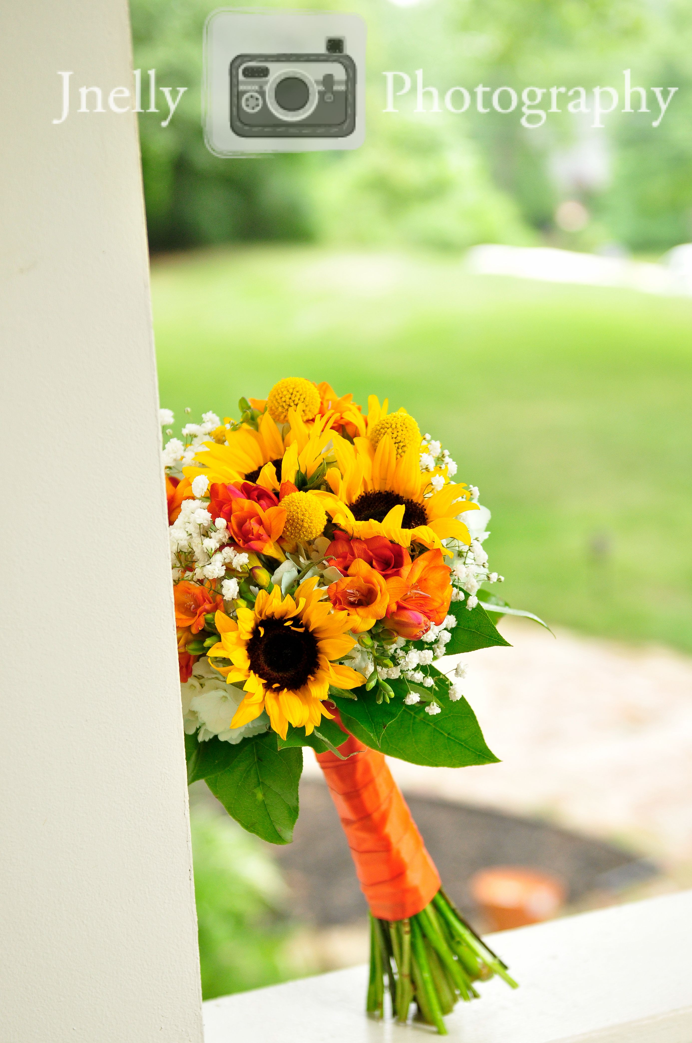 Bridesmaid Bouquets Sunflowers : Sunflower wedding bouquet if i ever say do