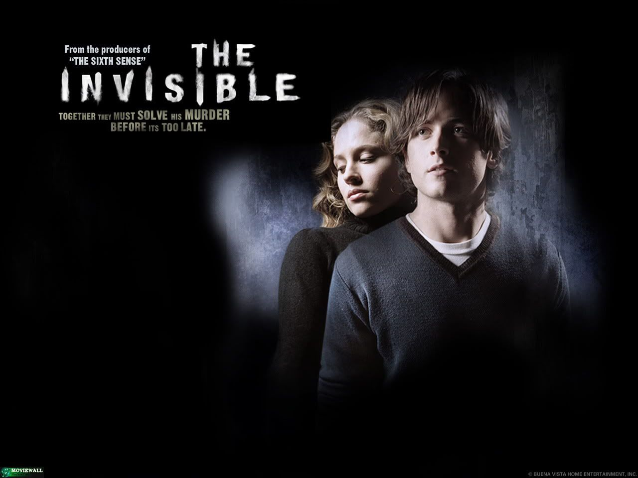 The Invisible 2007 720p BRRip Dual Audio [Hindi 2.0 - English 2.0] x264 ESub