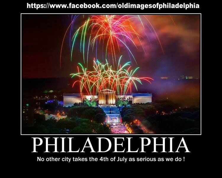 philadelphia 4th of july