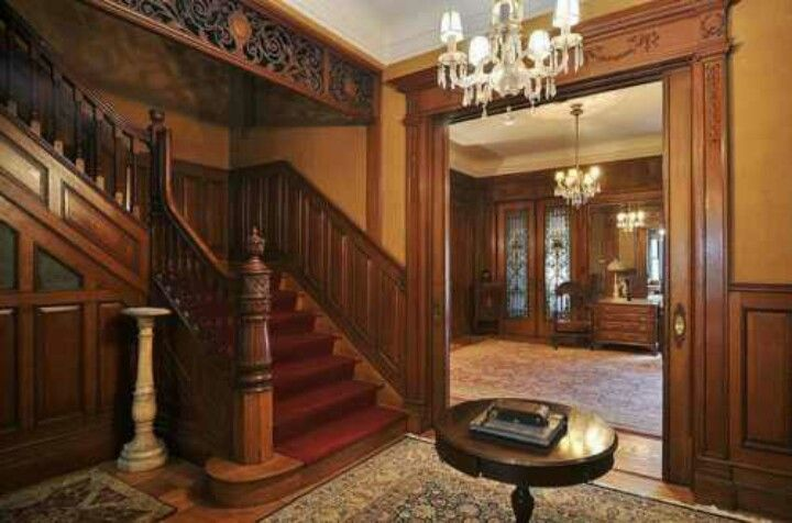 Another Victorian Staircase Cottage Staircases Pinterest