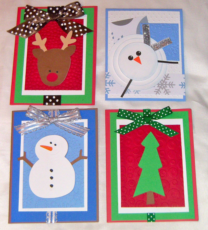 Christmas cards card ideas pinterest for Ideas on a postcard