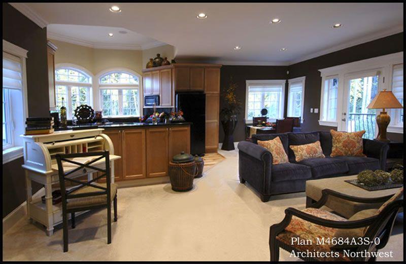 Living room kitchen combo for the home pinterest