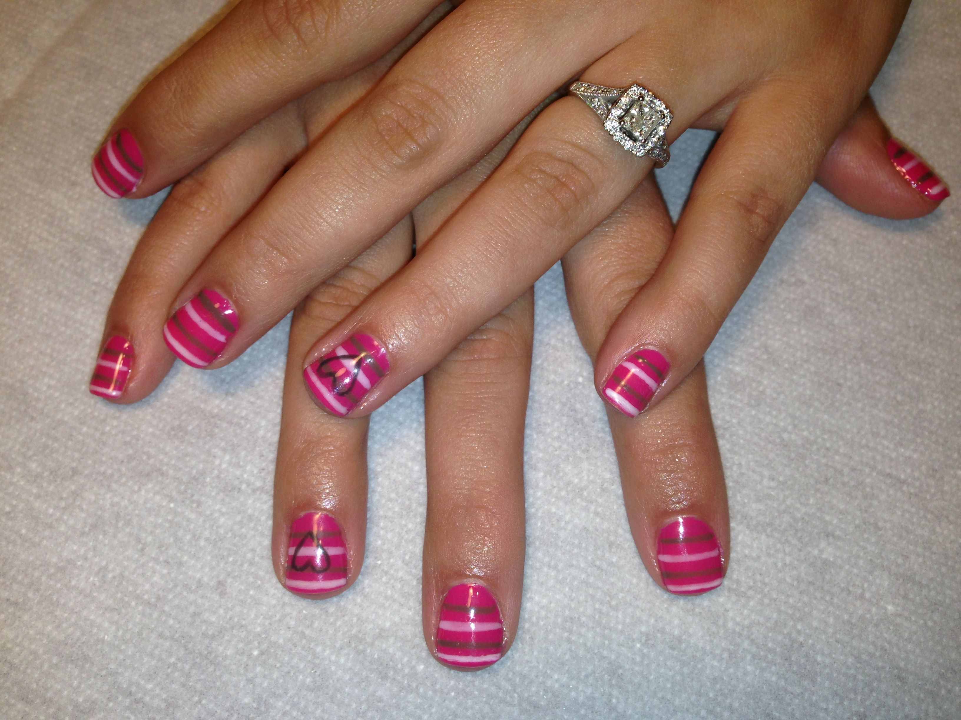 shellac nails shellac designs pinterest