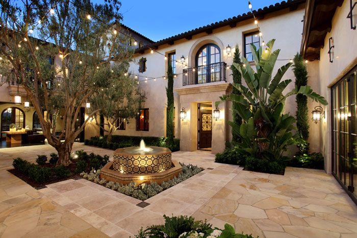 Santa barbara style homes i love pinterest for Barbara house