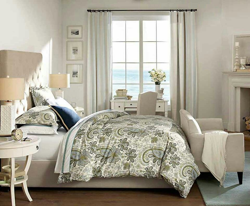 Pottery barn bedroom decor pinterest Decor bedroom