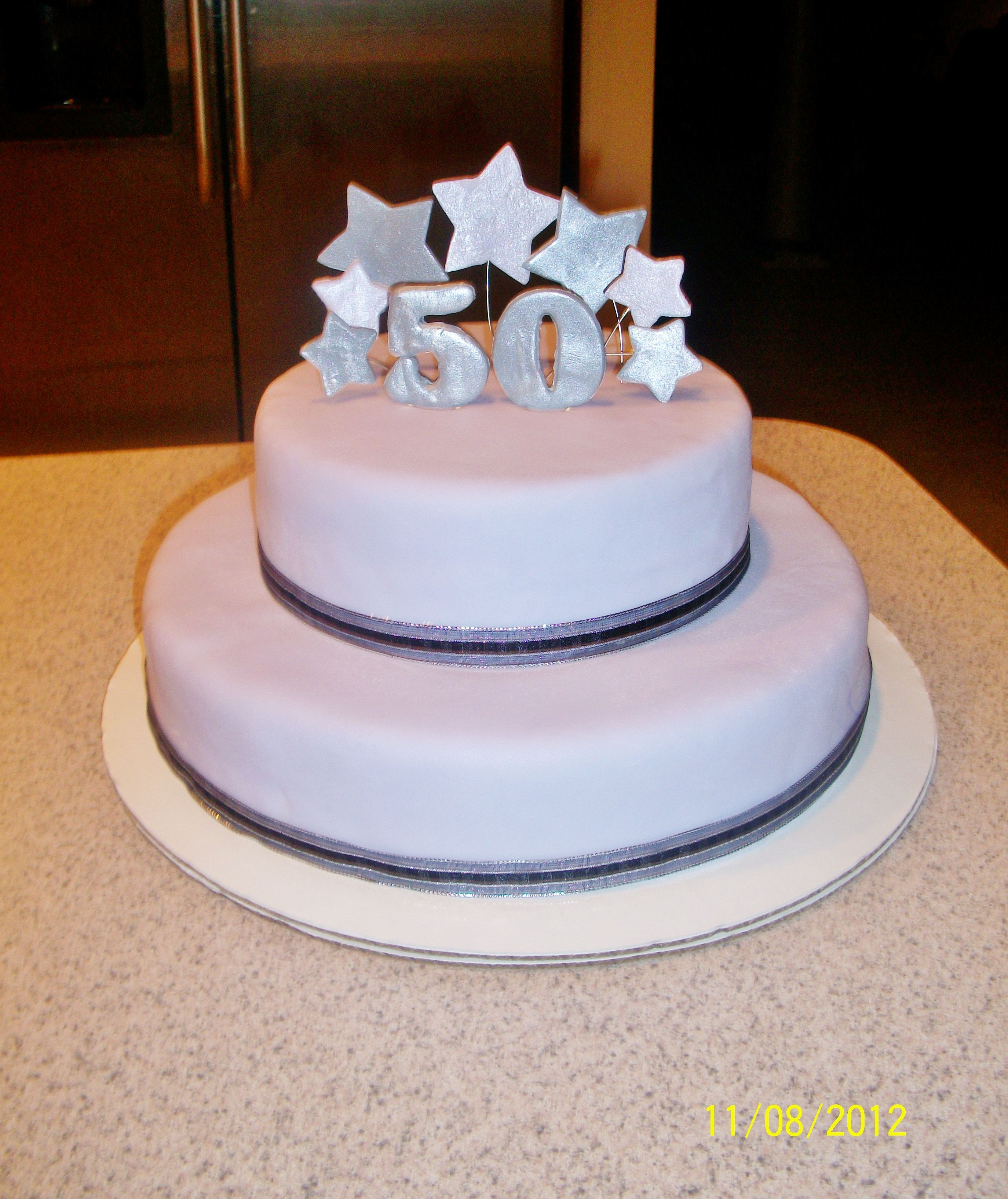 Images Of Cake For 50th Birthday : 50th birthday cake My Cakes Pinterest