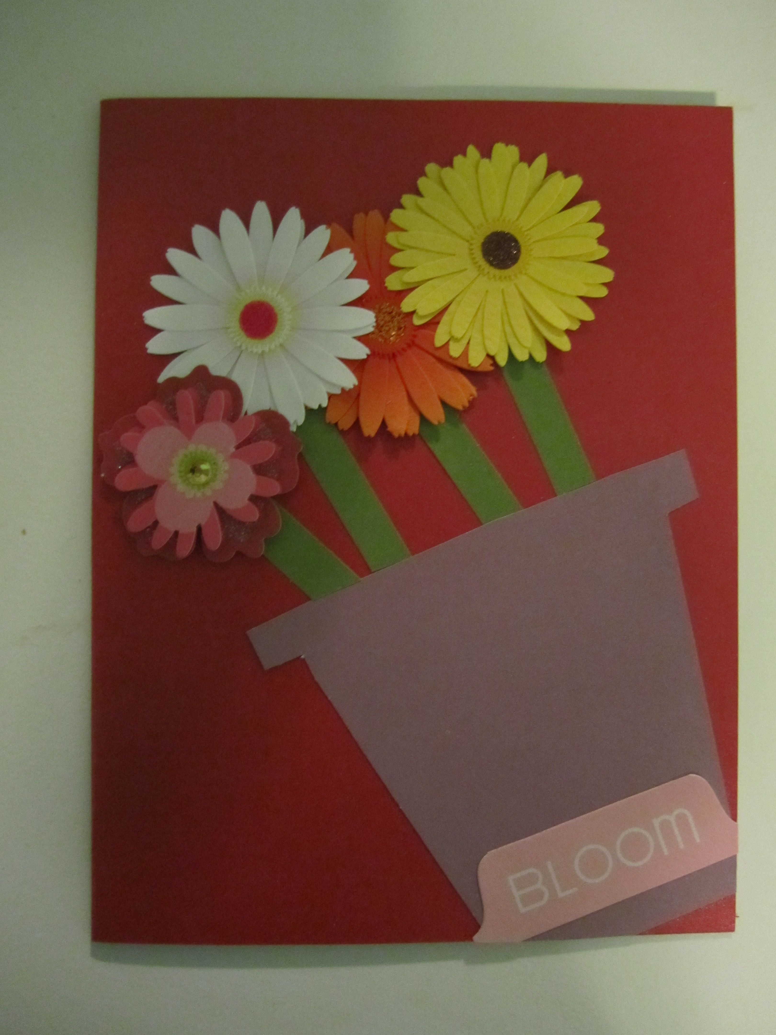 Pinterest handmade greeting cards just b cause for Handmade christmas cards pinterest