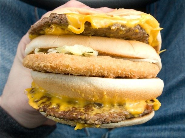 Low Carb Burger? | Food | Pinterest