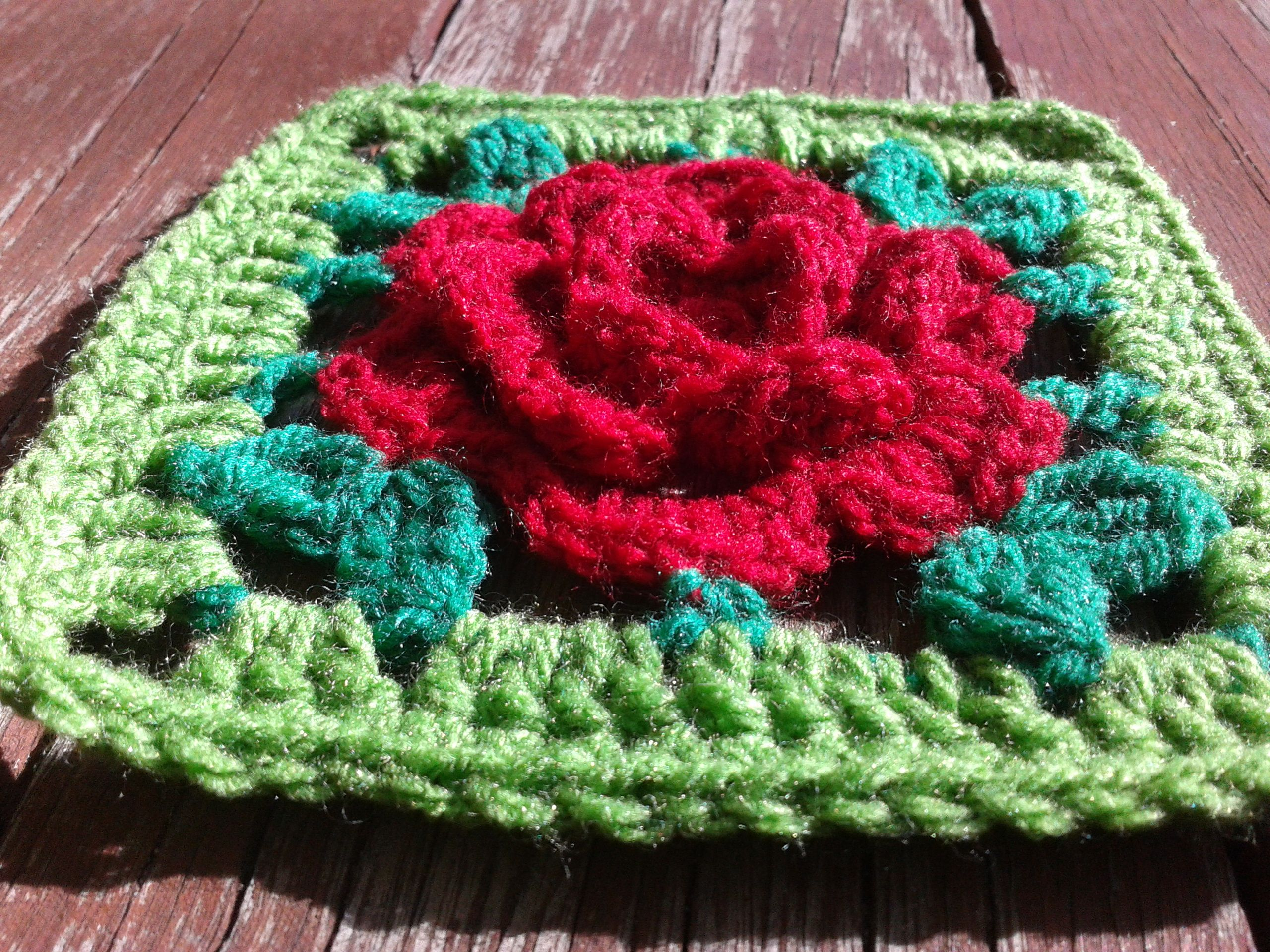 Free Crochet Rose Blanket Pattern : Pin by Linda Davie on Crochet Ive done! Pinterest