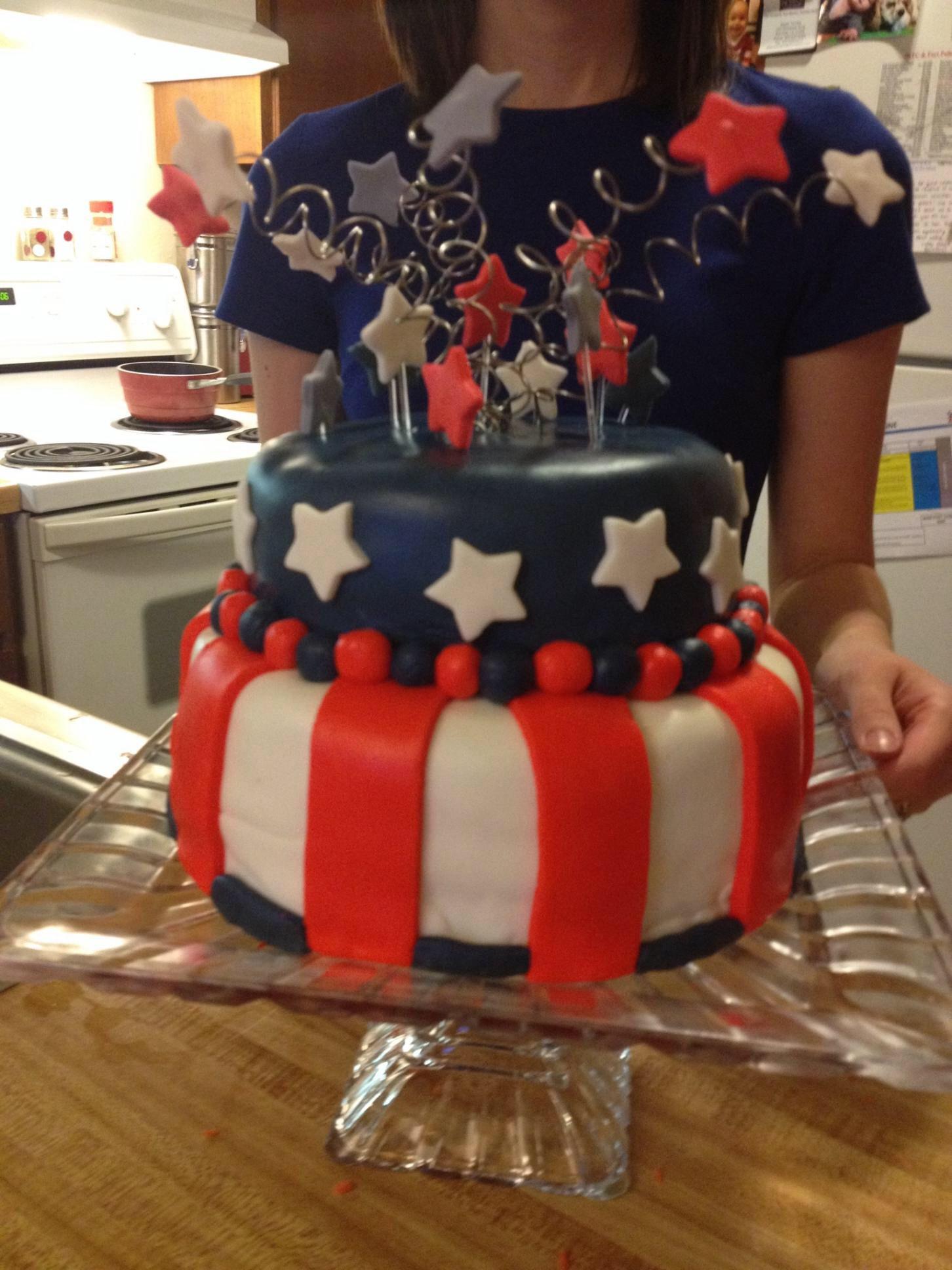 Welcome home military cake ideas 51989 military welcome ho for Military welcome home party decorations