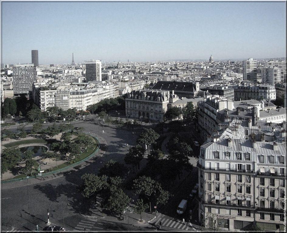 Place d 39 italie mon petit monde paris pinterest - Piscine place d italie ...