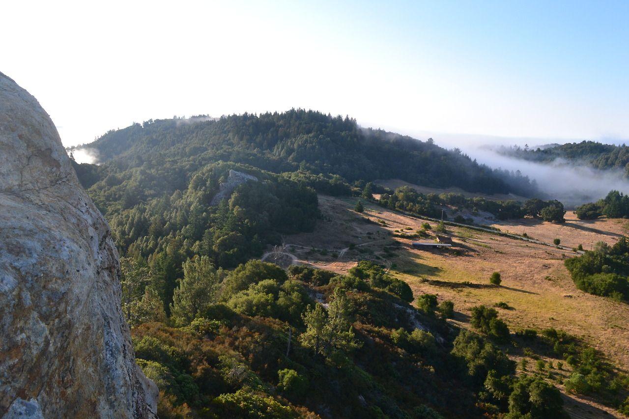 Santa cruz mountains ca mountain living pinterest for Mountain living