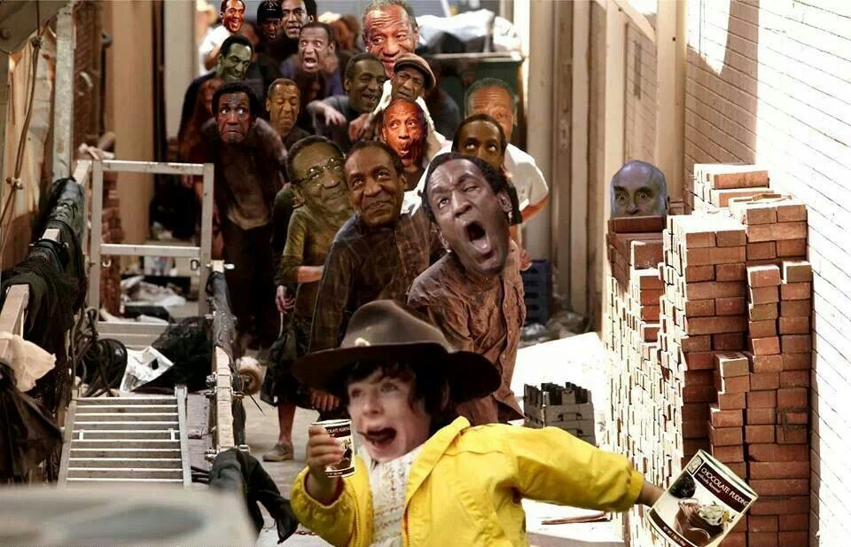 The pudding dead the walking dead pinterest