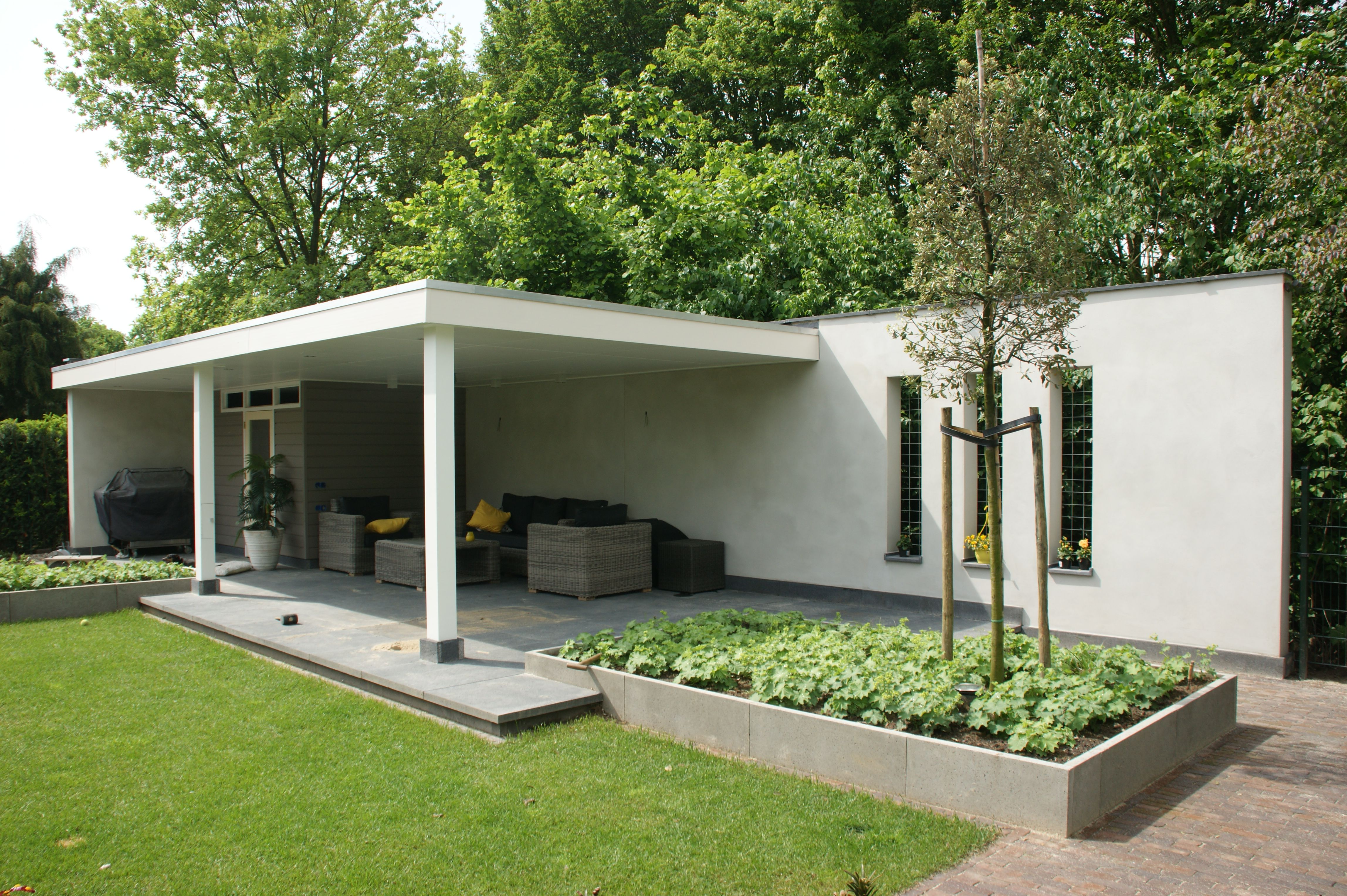1000 images about buitenkamer on pinterest verandas met and tuin - Tent tuin pergola ...