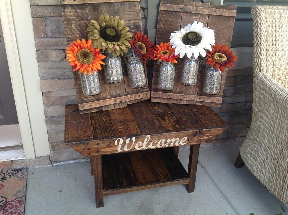 Pallet projects pallet luv pinterest for 52 table project