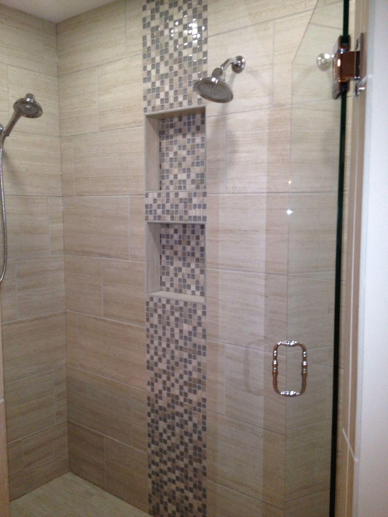 Master Bathroom Shower Decorating Ideas For House Pinterest
