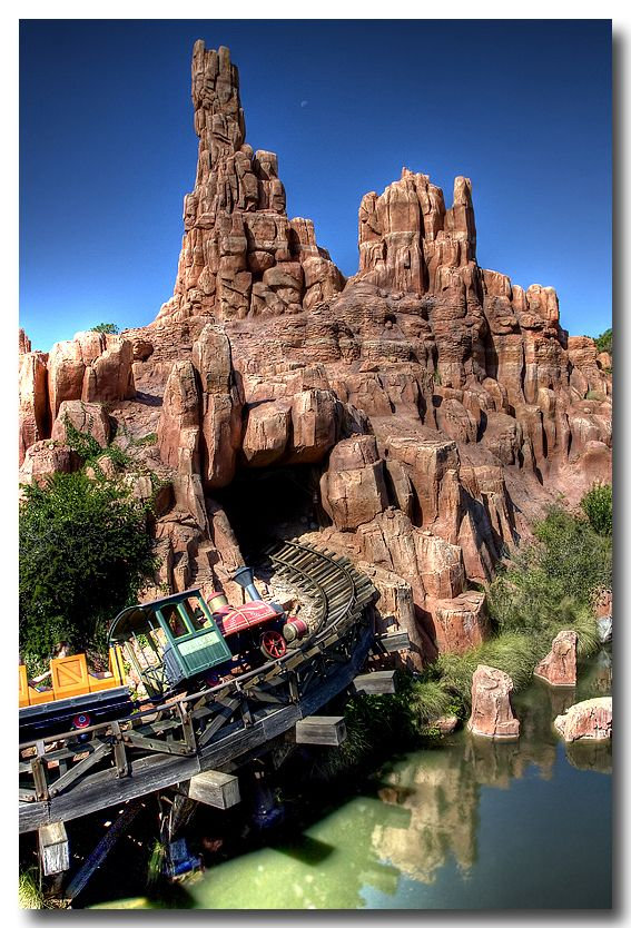 big thunder mountain railroad - photo #24