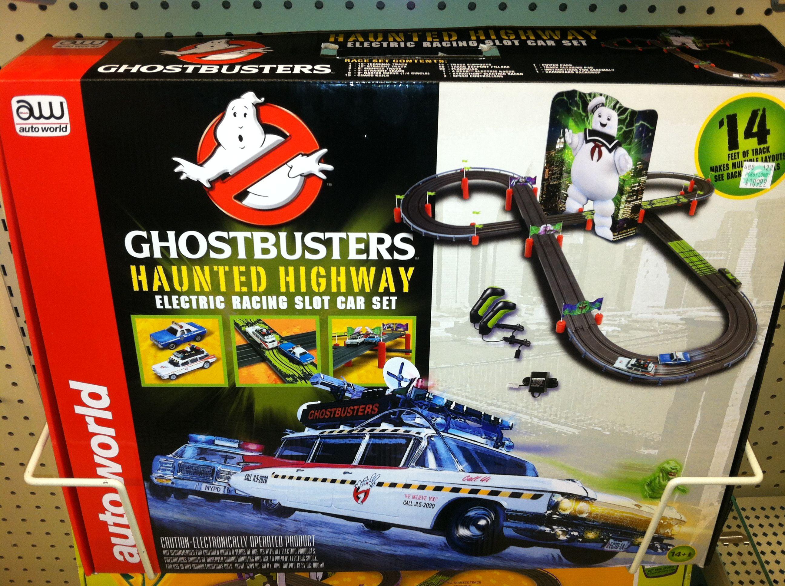 ghostbuster slots facebook