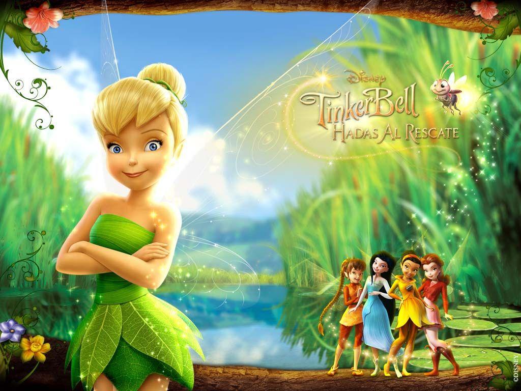 Tinker bell 2008 full movie part 1