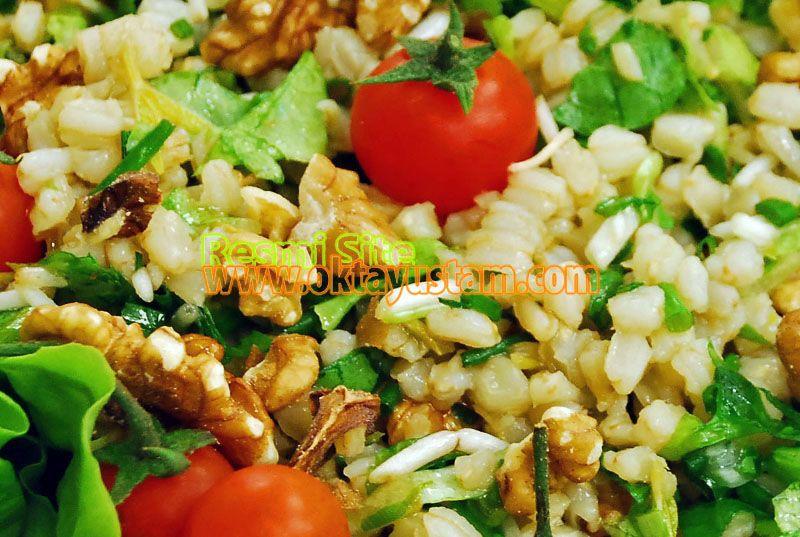 oktay usta salata TURKİSH | ☺Salads & Sandwiches☺ | Pinterest