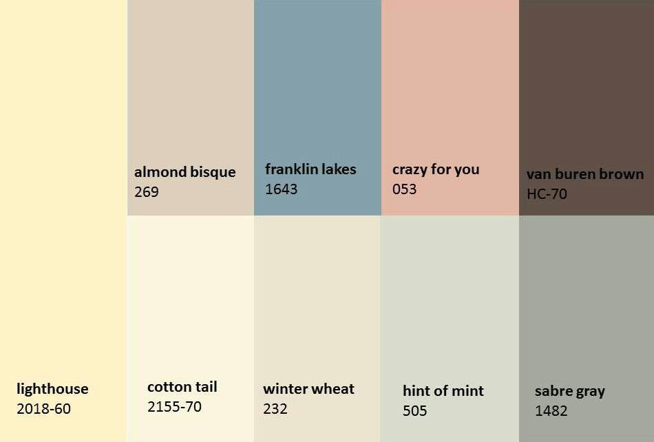 Gorgeous Benjamin Moore Color Combinations Photographs Homes Alternative 31432