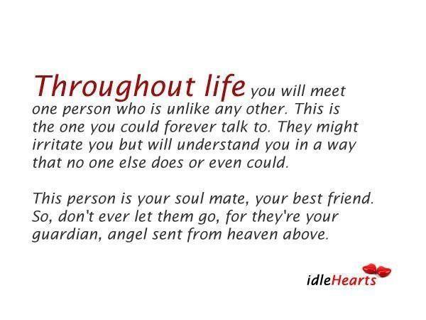 Soul Mate Best Friend... | Keep in Mind | Pinterest