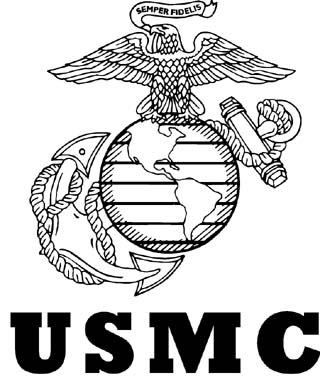 the gallery for gt usmc logo clip art