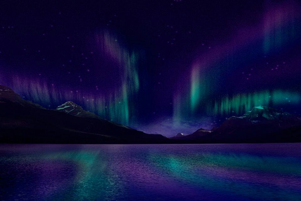 Pin by Amy Matsuda on Aurora Borealis | Pinterest