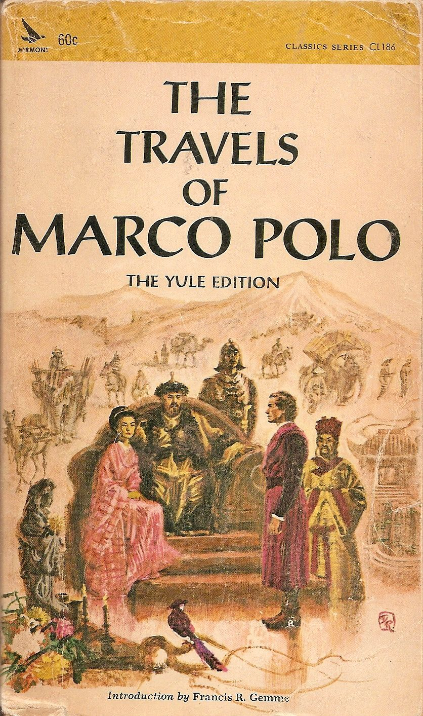travels of marco polo the yule edition my books a. Black Bedroom Furniture Sets. Home Design Ideas