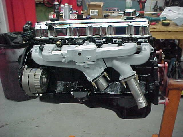 Marine camshaft 250 with 2 bbl manifold 250 chevy inline 6 engine pinterest marines