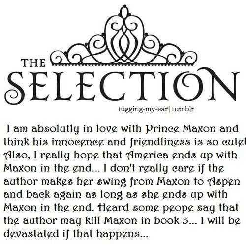 The Selection Series I Love You Quotes. QuotesGram