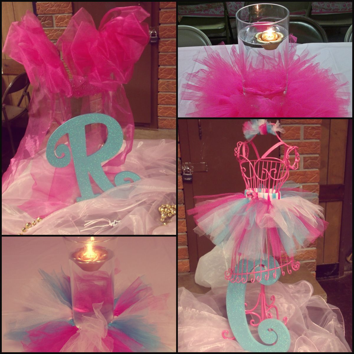 ballerina themed baby shower decor baby shower girl pinterest