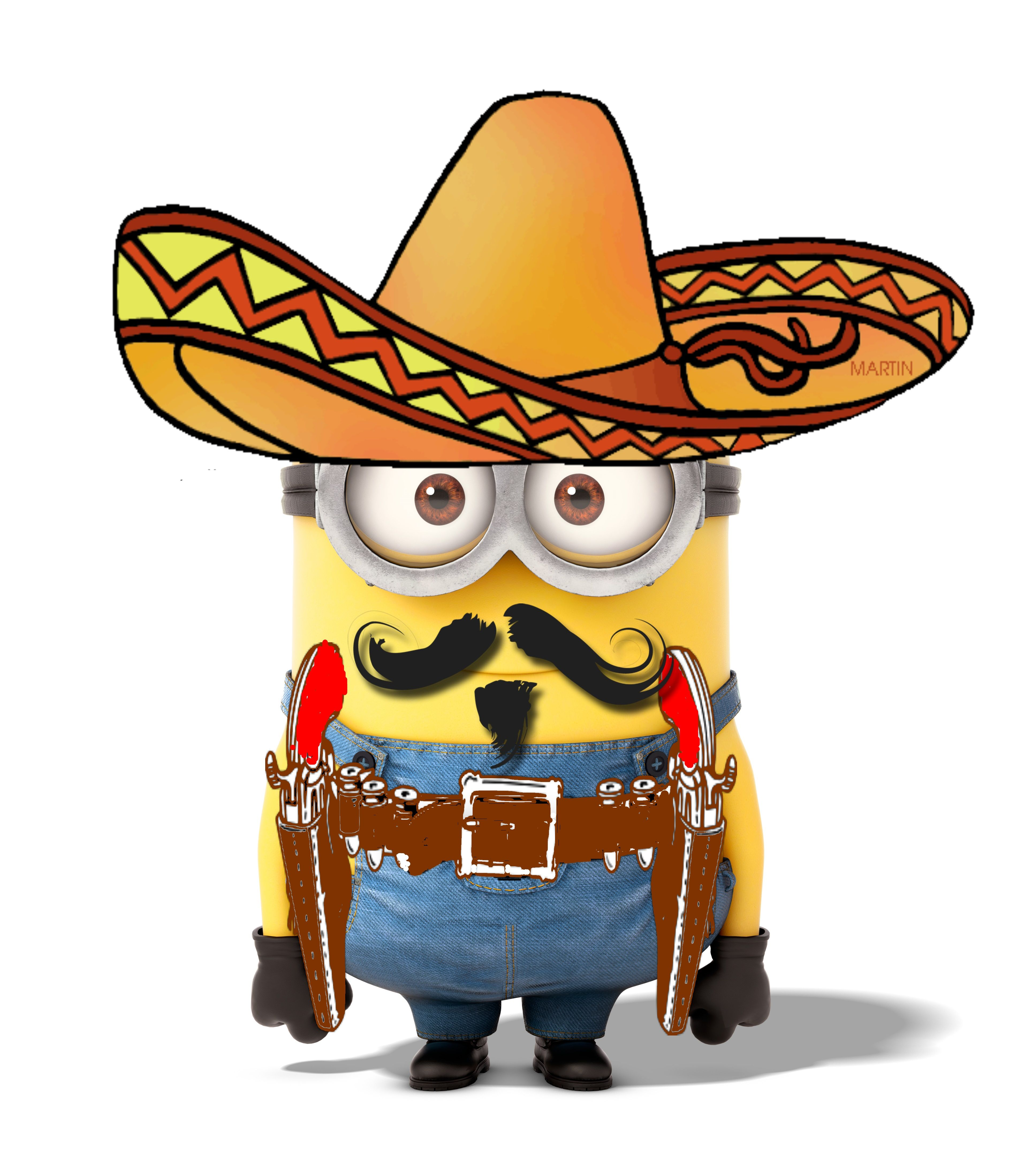 cowboys despicable me minions
