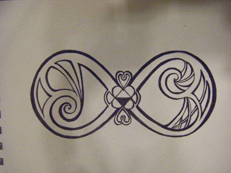 Infinity symbol printable coloring pages and printables for Infinity sign coloring pages
