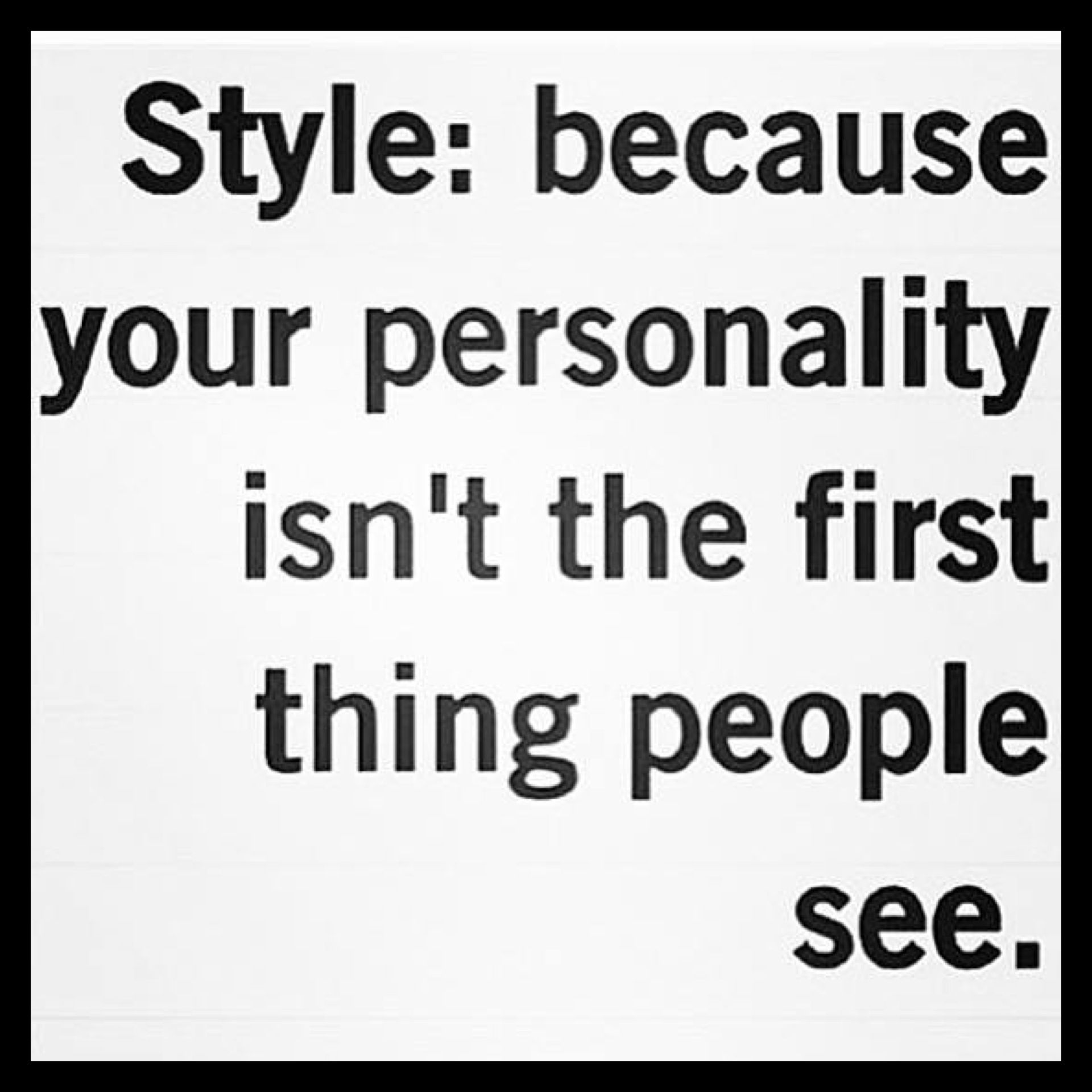 Fashion Style Quotes Quotes Art Sayings Pinterest