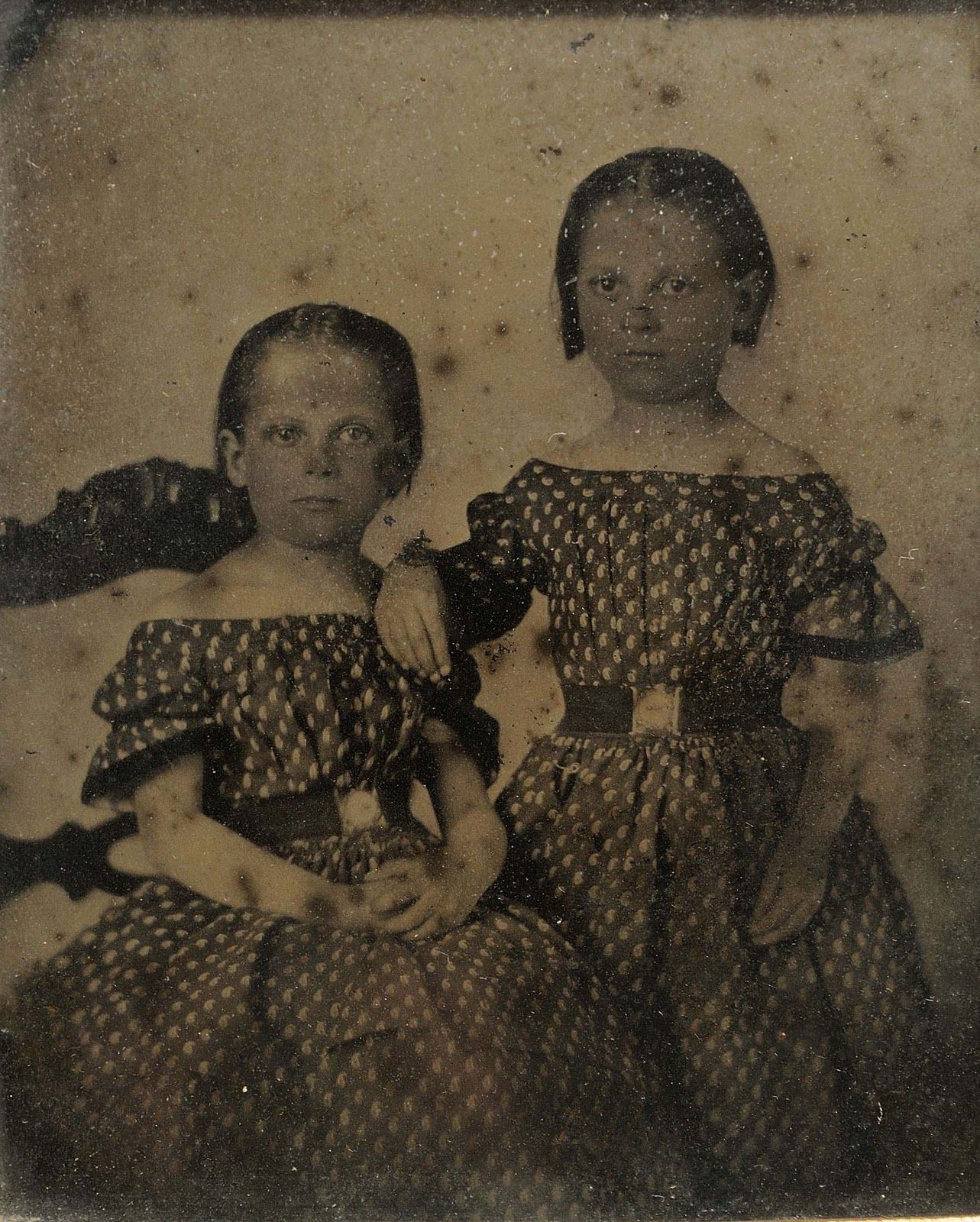 Creepy pictures from the 1800s